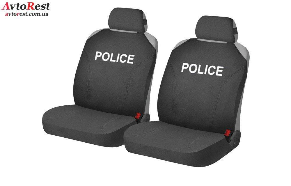 Накидки Фронт «HOTPRINT», POLICE 21154